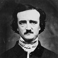 Edgar Poe b. Jan. 19, 2009 d. Oct. 7, 1849